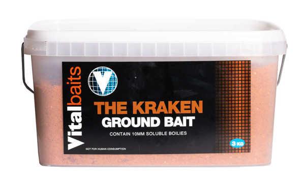 Bild på Vitalbaits Groundbait The Kraken 3kg