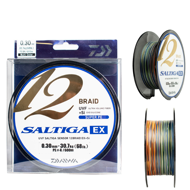 Bild på Daiwa Saltiga 12 Braid Multicolor 300m