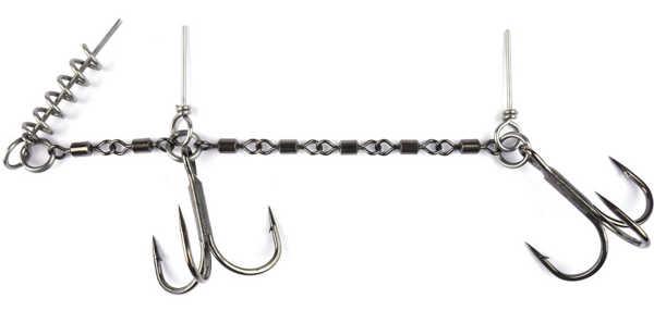 Bild på Darts Pike Rig Link 5-Link 12cm #2/0