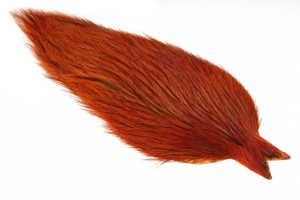 Bild på Whiting Coq de Leon Rooster Cape Badger Burnt Orange