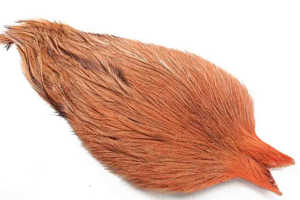 Bild på Whiting Coq de Leon Rooster Cape Badger Salmon Pink
