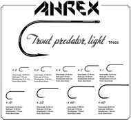Bild på Ahrex Trout Predator Light TP605 (10-12 pack)