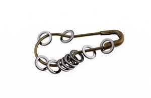 Bild på Tiemco Tippet Rings (10 pack) SM - 3,7mm