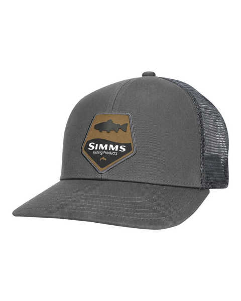 Bild på Simms Trout Patch Trucker Carbon