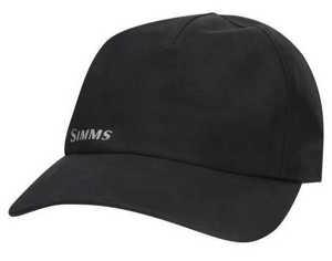 Bild på Simms Gore-Tex Rain Cap Black L/XL