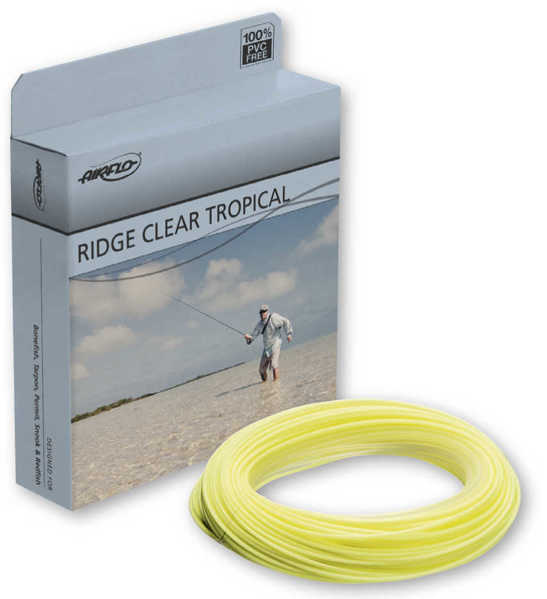 Bild på Airflo Ridge Clear Tropical Long Clear Tip Float WF8