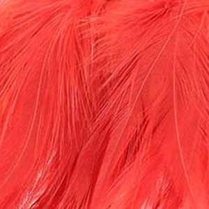 Bild på Tupphackel Fluo Red