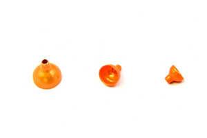 Bild på FITS Brass Turbo Tubes Orange Metallic - Medium