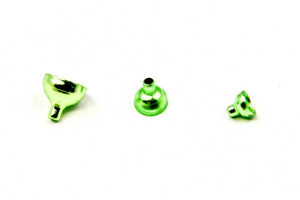 Bild på FITS Brass Turbo Tubes Chartreuse Metallic - Small