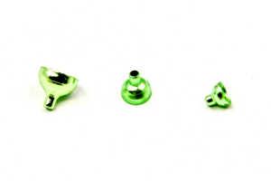 Bild på FITS Brass Turbo Tubes Chartreuse Metallic - Medium