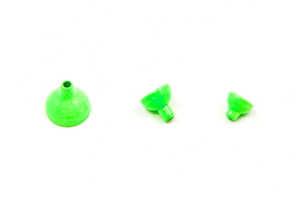 Bild på FITS Brass Turbo Tubes Fluo Chartreuse - Large