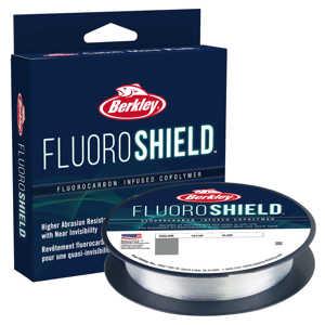 Bild på Berkley Fluoroshield Clear 274m 0,38mm / 7,7kg