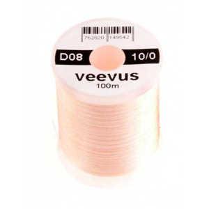 Bild på Veevus Bindtråd 10/0 Salmon Pink