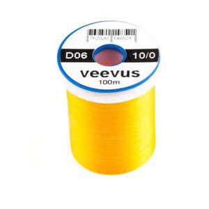 Bild på Veevus Bindtråd 10/0 Sunburst Yellow