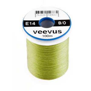 Bild på Veevus Bindtråd 12/0 Light Olive