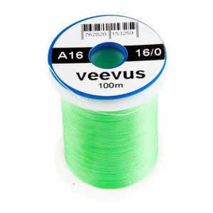 Bild på Veevus Bindtråd 16/0 Fluo Chartreuse