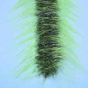 Bild på EP Craft Fur Brush Bright Green/Black