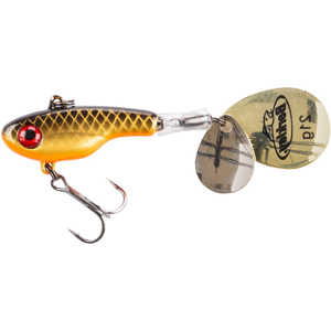 Bild på Berkley Pulse Spintail 9g Dark & Dirty Roach