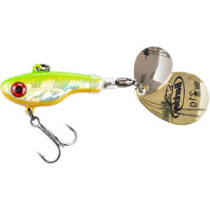 Bild på Berkley Pulse Spintail 9g Candy Lime