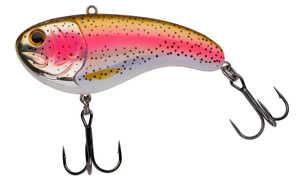 Bild på Berkley Flatt Shad 12,4cm 117g Natural Rainbow Trout