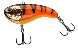 Bild på Berkley Flatt Shad 9,6cm 60g Orange Felling Prey