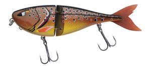 Bild på Berkley Zilla Jointed Glider 13,5cm 44g Brown Trout