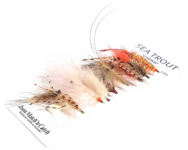 Bild på Kami Collection Sea Trout Shrimp No 2
