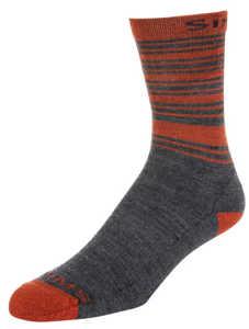 Bild på Simms Merino Lightweight Hiker Sock Carbon XL