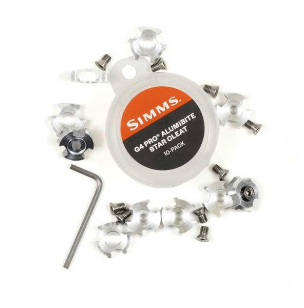 Bild på Simms G4 Pro AlumiBite™ Cleat (10-Puck)