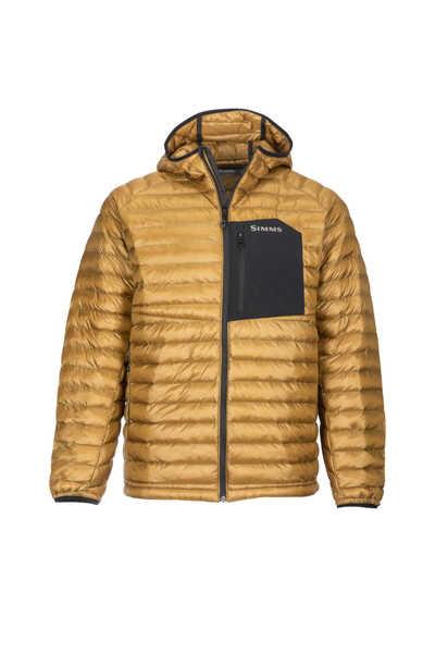 Bild på Simms ExStream Hooded Jacket (Dark Bronze)