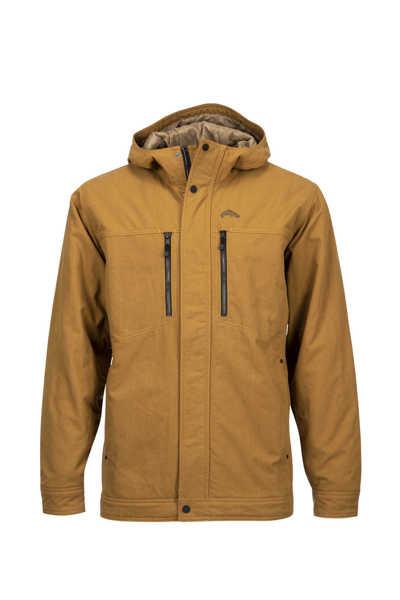 Bild på Simms Dockwear Hooded Jacket (Dark Bronze)