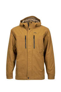 Bild på Simms Dockwear Hooded Jacket (Dark Bronze) XL