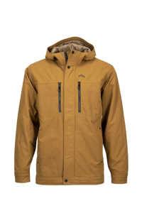 Bild på Simms Dockwear Hooded Jacket (Dark Bronze) XXL
