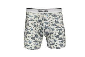 Bild på Simms Boxer Brief (Rooster Fest Khaki) Medium