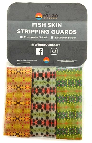 Bild på Wingo Fish Skin Stripping Guards Freshwater (3 pack)