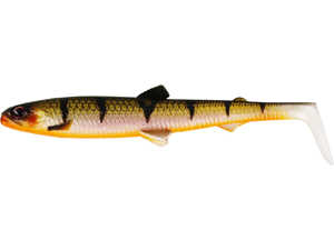 Bild på Westin BullTeez Shadtail 9,5cm (2 pack) Bling Perch