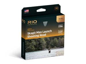 Bild på Rio Elite Skagit Max Launch #6 (425gr/27,5g)
