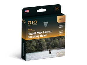 Bild på Rio Elite Skagit Max Launch #7 (475gr/30,8g)
