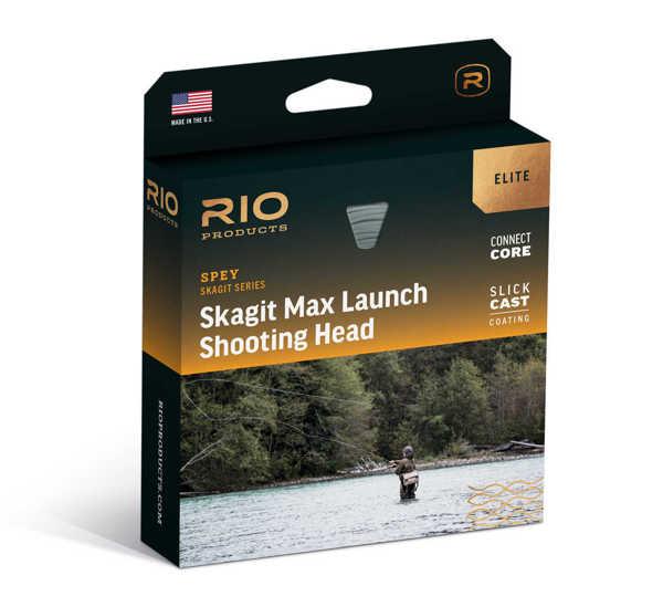 Bild på Rio Elite Skagit Max Launch