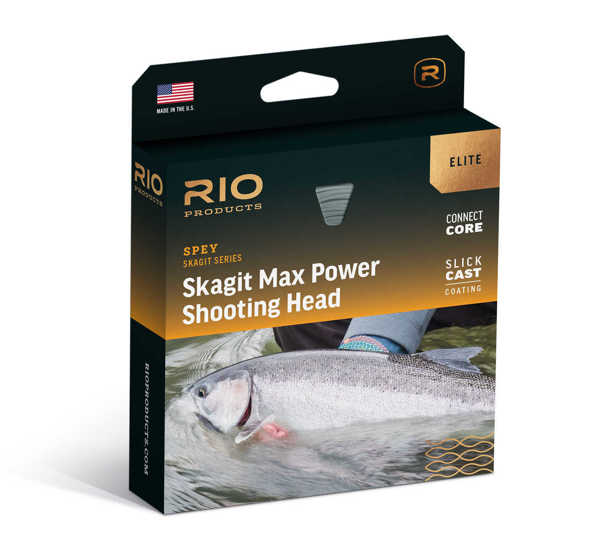 Bild på Rio Elite Skagit Max Power