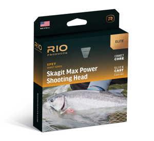 Bild på Rio Elite Skagit Max Power #5 (325gr/21,1g)