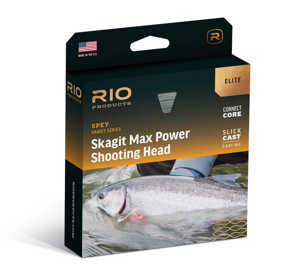 Bild på Rio Elite Skagit Max Power #7 (500gr/32,4g)