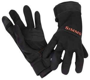 Bild på Simms GORE-TEX Infinium Flex Glove Black Medium