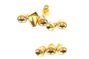 Bild på Flyco Coneheads Gold Medium