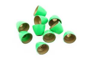 Bild på Flyco Coneheads Fluo Green Small