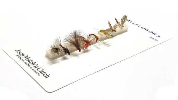 Bild på Kami Collection Fjällflugor No 3