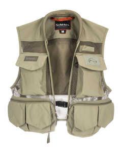 Bild på Simms Tributary Vest (Tan) Small
