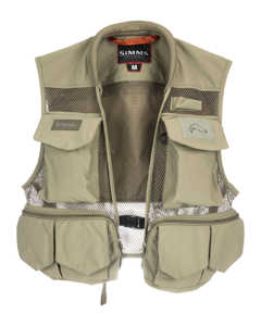 Bild på Simms Tributary Vest (Tan) XXL