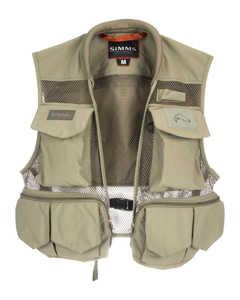 Bild på Simms Tributary Vest (Tan) XS