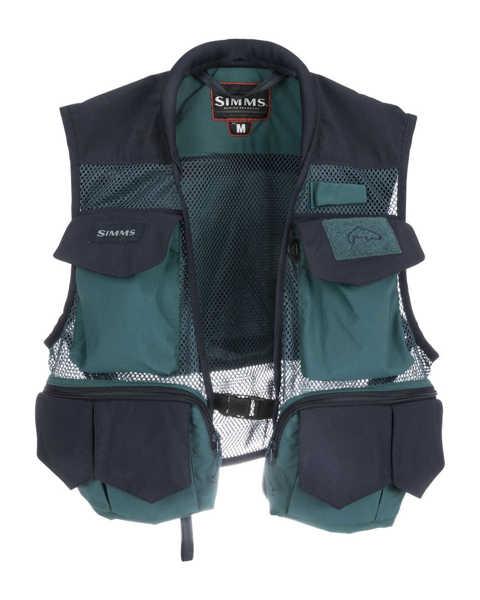 Bild på Simms Tributary Vest (Deep Sea Green)